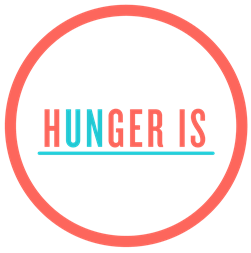 hunger-is-logo